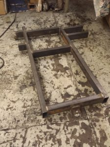 Drop Saw Frame